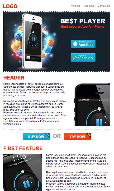 microapps newsletter example